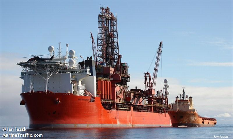 Einsatz wireless Profibus auf einem Erdölbohrschiff - Schildknecht AG