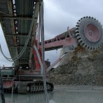 Wireless Profibus Einsatz im Tagebau bei Teutonia Zement - Schildknecht AG