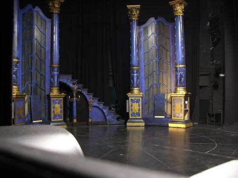 """Dataeagle in der Oper """"die Schöne & das Biest"""" in Madrid - Schildknecht AG"""
