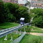 Schräglift zum Schlossberg in Freiburg - Schildknecht AG