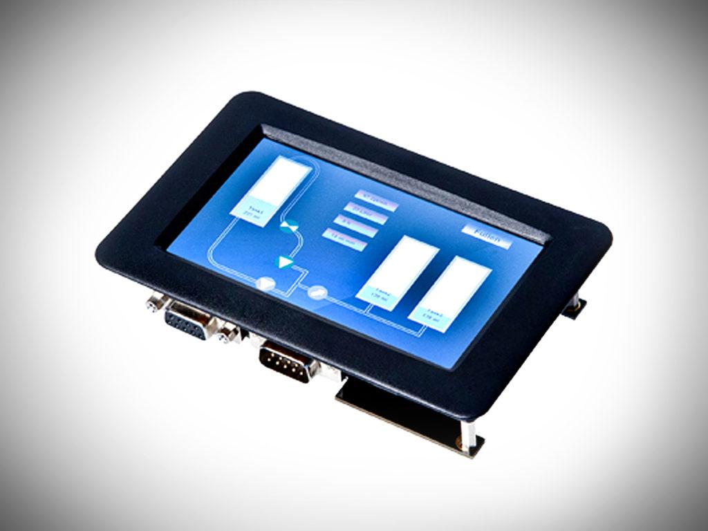 Dataeagle 7000 Display - Monitor für Datenübertragung