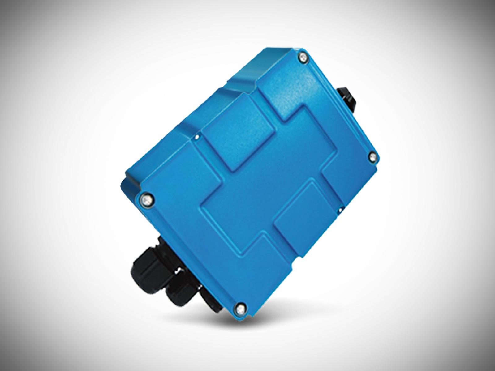 DATAEAGLE 7020 ist ein kompaktes Gerät zur Erfassung, Verarbeitung und Übertragung von Signalen.