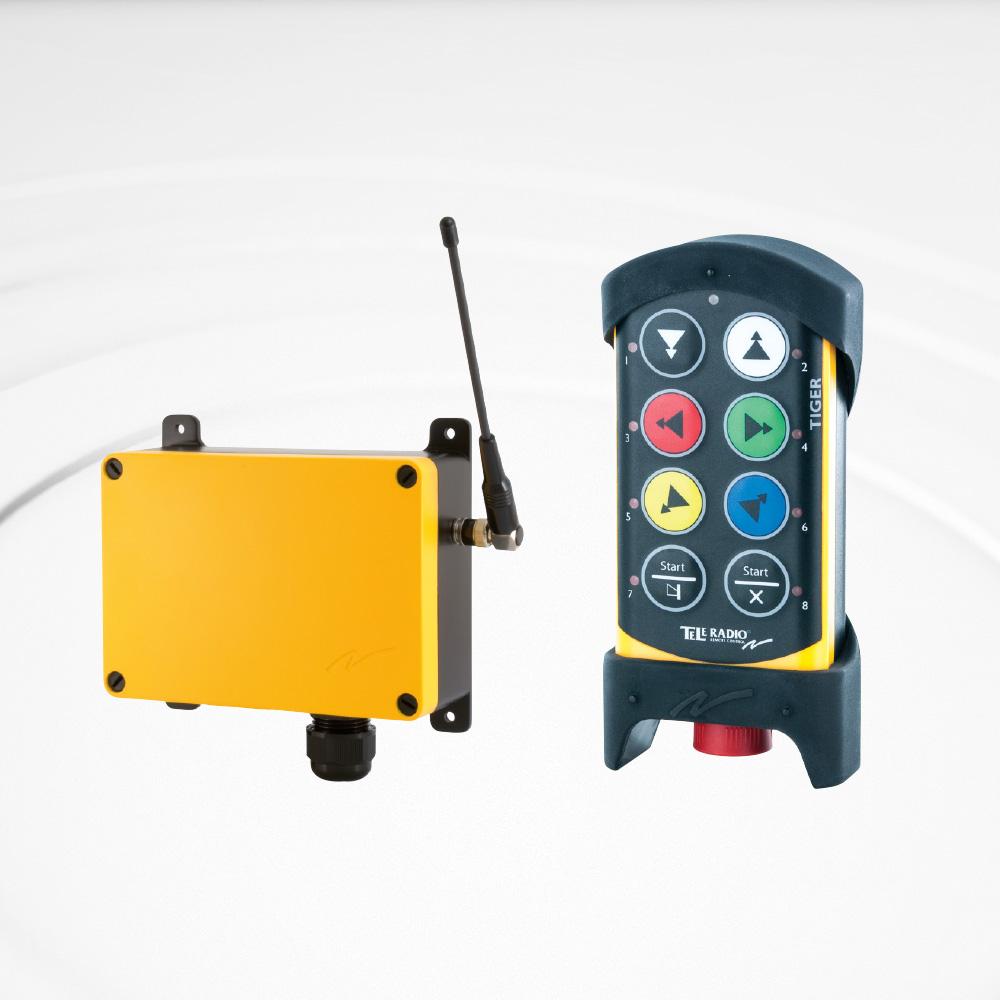 Teleradio, Remote Control, Schildknecht AG