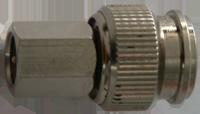 Adapter - Stecker TNC auf Stecker FME - Schildknecht AG