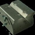 Montagehalter 1-achsig für Mast- und Wandmontage 1 - Schildknecht AG