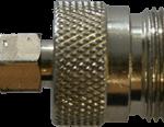 Adapter - Plug SMA on Socket N - Schildknecht AG