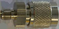 Socket SMA on Plug TNC - Schildknecht AG
