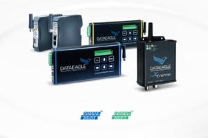 Industrial Wireless Dataeagle 3000 und 4000 - Schildknecht AG