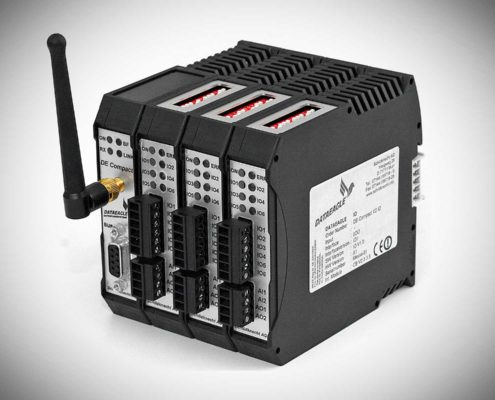 DATAEAGLE Wireless PLC IO