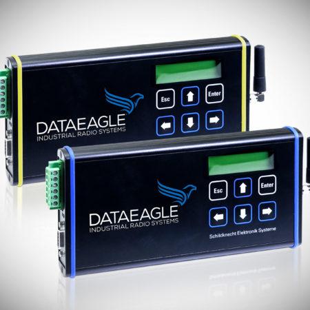 DATAEAGLE 3715A Classic 2710 • Wireless MPI • drahtlose Datenübertragung mit SIEMENS MPI Schnittstelle