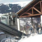Courchevel Skisprungstadion Schildknecht AG