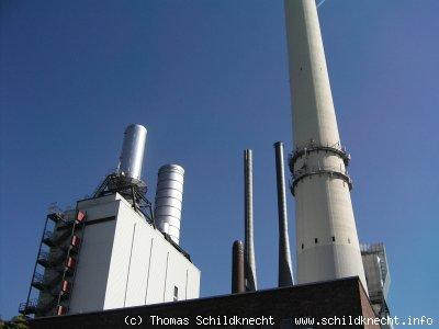Kraftwerk Obernburg Turm