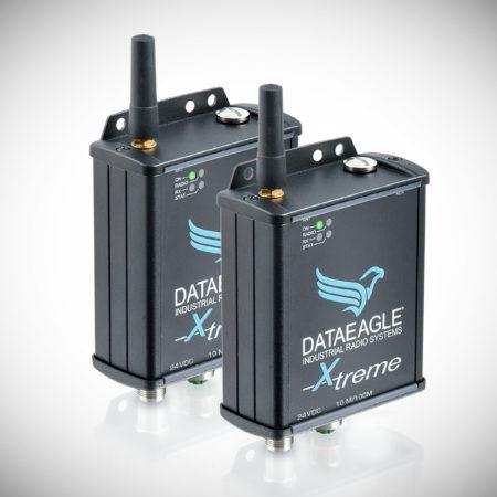 DATAEAGLE 4000 X-treme • Industrial Wireless Ethernet • Datenfunkmodem für die kabellose Datenübertragung von Ethernet