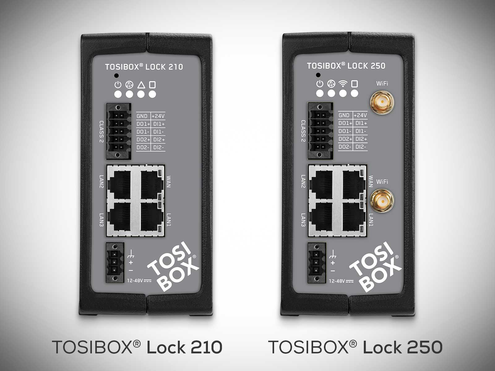 TOSIBOX® Lock 210 / 250