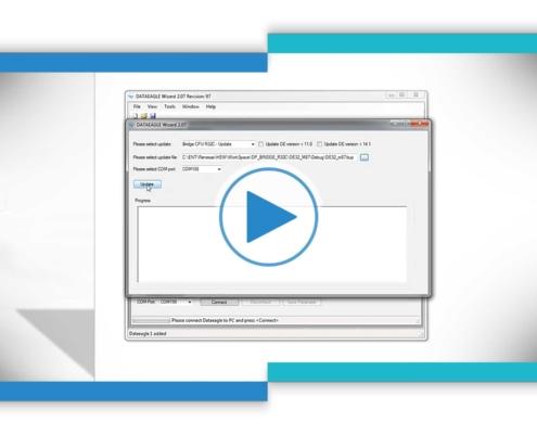 Dieses Video erklärt wie das Interface Firmware Update für die Datenfunksysteme DATAEAGLE 3000 (Wireless PROFIBUS) und DATAEAGLE 4000 (Wireless PROFINET).