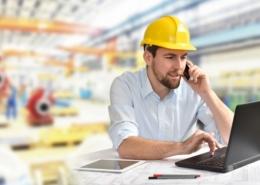 Standortübergreifende Effizienzsteigerung in der Produktion durch 5G- und Cloud-Techniken