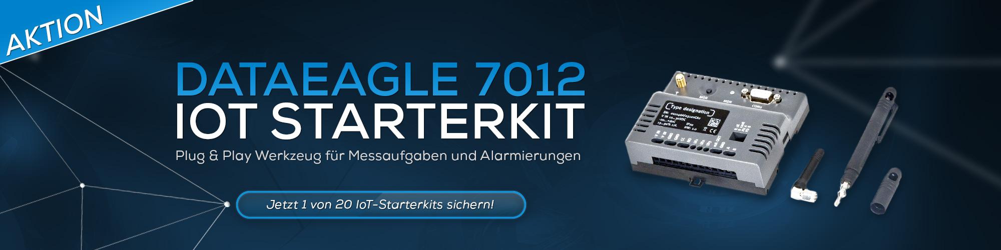 Dataeagle 7012 IOT Starterkit