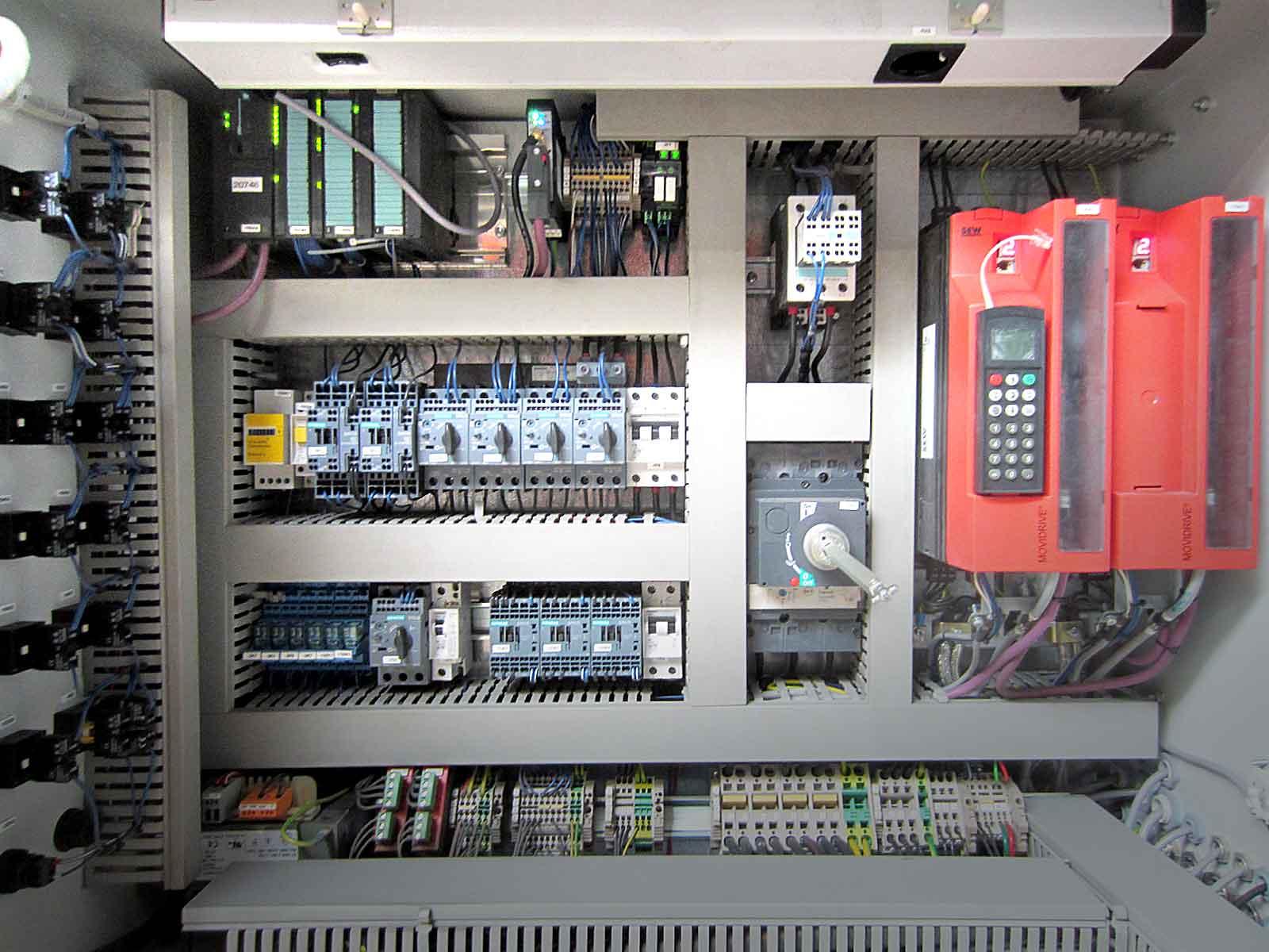 Datenfunk in einer Verzinkungsanlage • Datenfunksystem DATAEAGLE