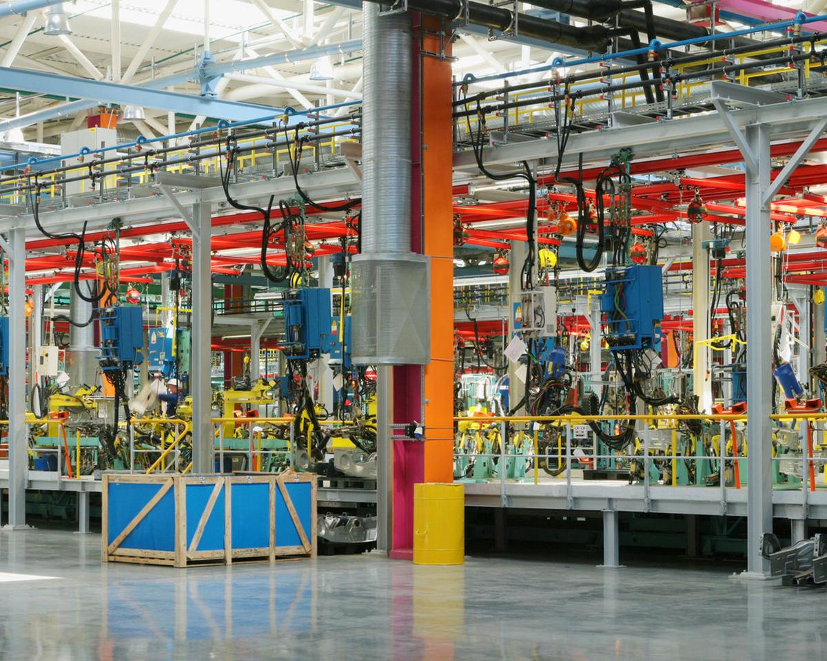 Industrie 4.0 pragmatisch umgesetzt
