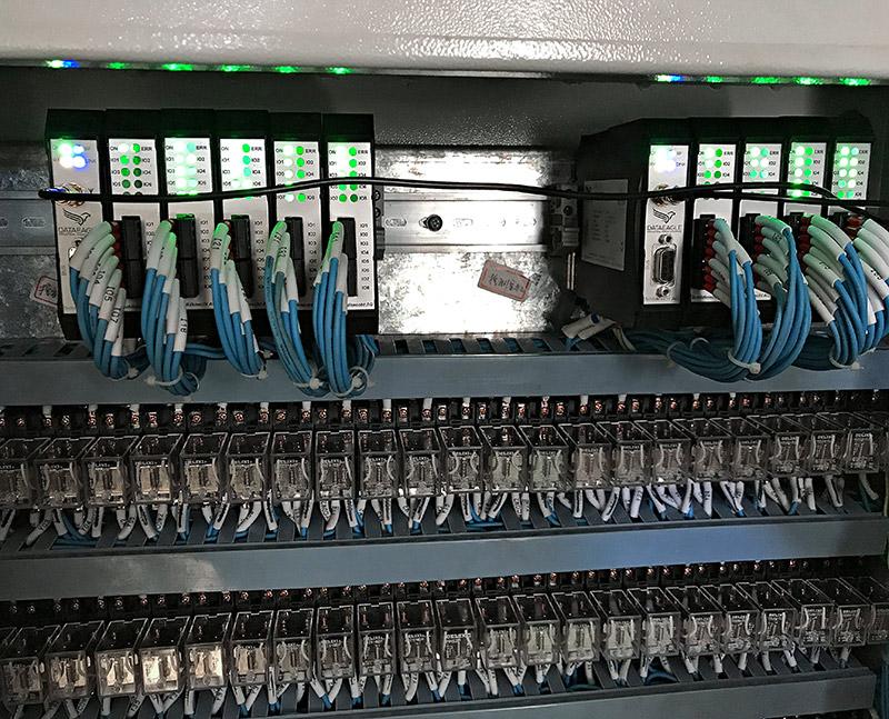Datenfunkmodem Prozessindustrie: Eine Datenfunkstrecke in Anlagen der Prozessindustrie muss jederzeit betriebssicher und störungsfrei verfügbar sein.