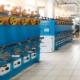 Datenfunk in Verseilmaschinen • Schildknecht AG