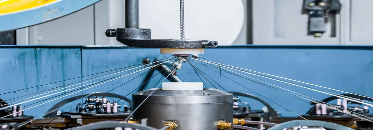Industrial Wireless Technology in Stranding Machines