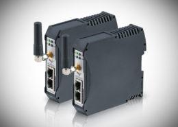 DATAEAGLE 7051 - IoT Gateway Retrofit - Ethernet Datenfunk Modem für Industrie 4.0 und M2M Anwendungen