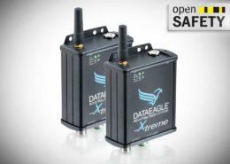 Industrial wireless DATAEAGLE 4000 openSAFETY • Kabelloses Datenfunkmodem für die sichere Datenübertragung von openSAFETY