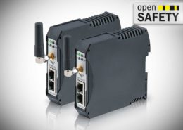 Wireless openSAFETY • DATAEAGLE 4000