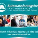 Automatisierungstreff 2020 Gutschein