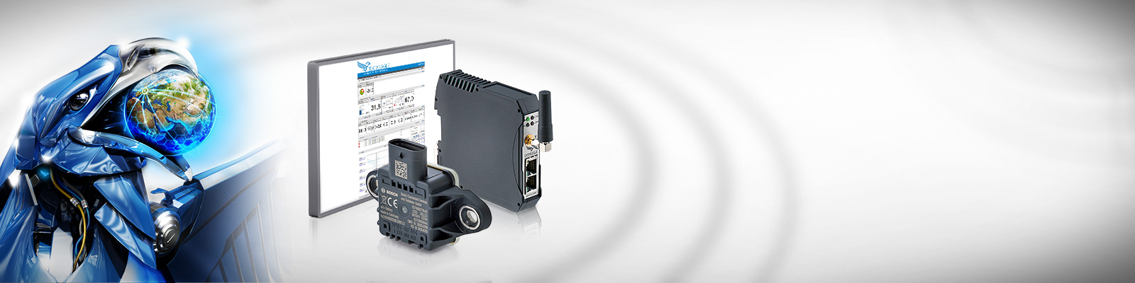 DATAEAGLE Condition Monitoring System - Fernüberwachung von Motoren und Maschinen