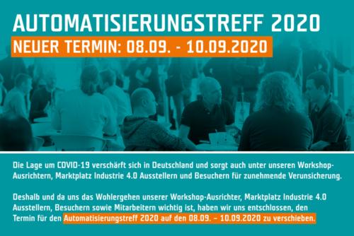 Automatisierungstreff 2020 Schildknecht