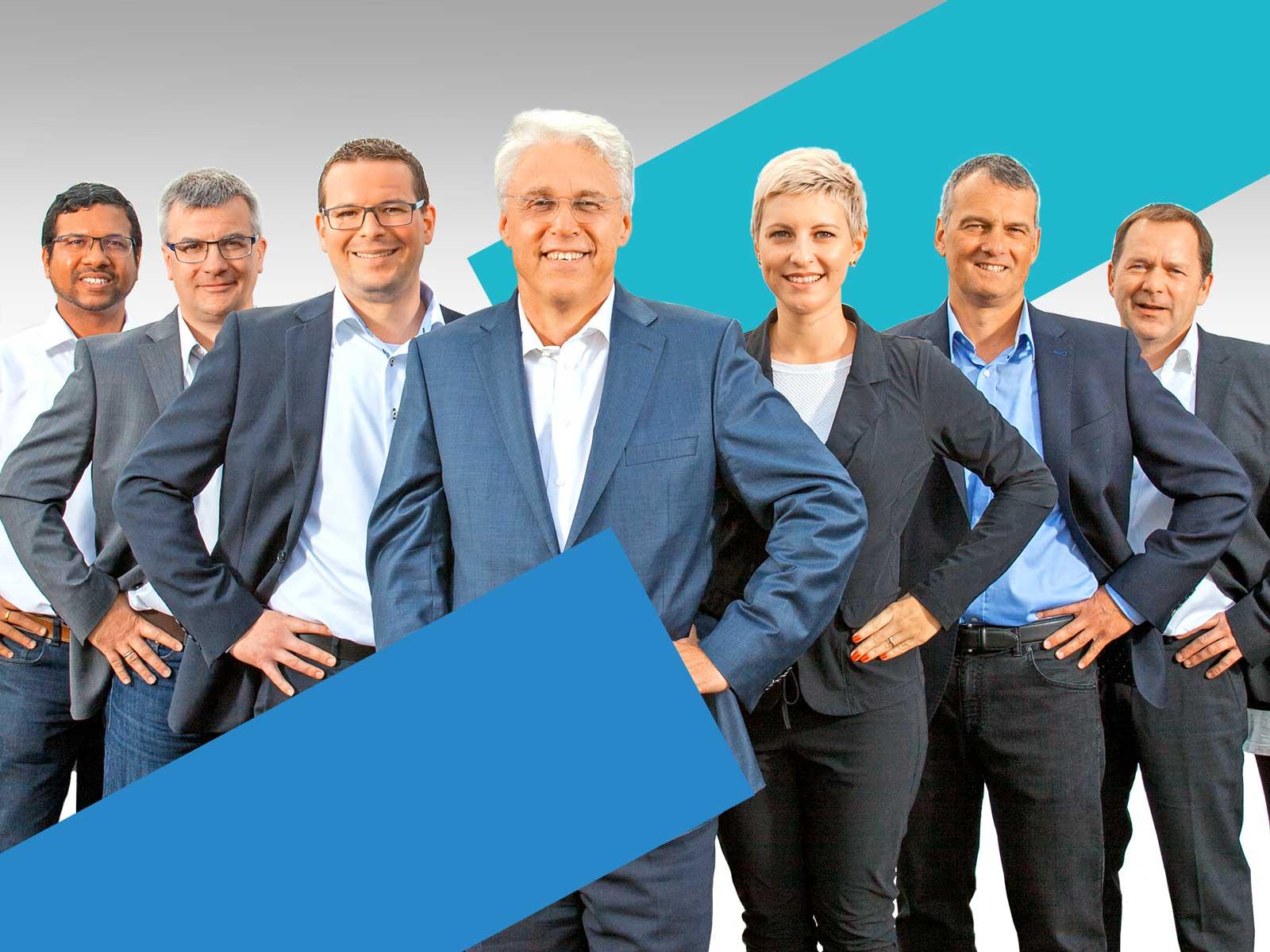 Schildknecht AG • Service und Support • Industrie Datenfunk