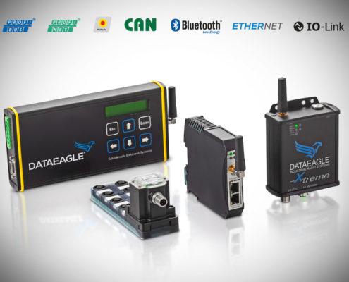 Industrial wireless - Die Schildknecht AG ist Hersteller von Funktechnik für den industriellen Einsatz.
