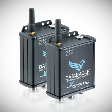 DATAEAGLE X-treme 3000, Wireless Profibus Wireless MPI