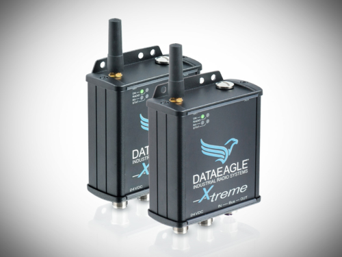 DATAEAGLE X-treme 3000 • Wireless PROFIBUS / Wireless MPI