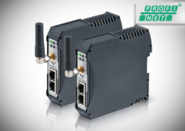 Wireless PROFINET • Our product line DATAEAGLE 4000 was developed especially for Wireless PROFINET.