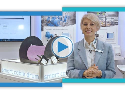 Video - IIoT Anwendung • Die intelligente Kabeltrommel auf der SPS 2019