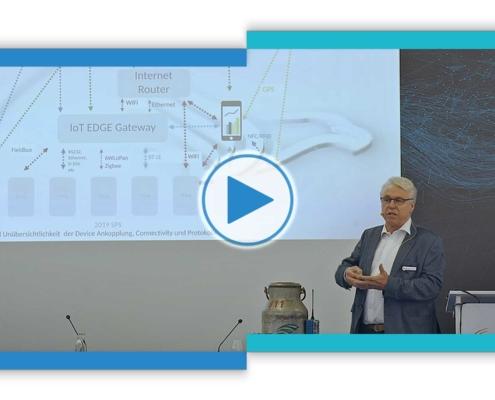 IIoT Anwendungen - weltweit vernetzte Krananlagen • Vortrag von Thomas Schildknecht auf der SPS 2019