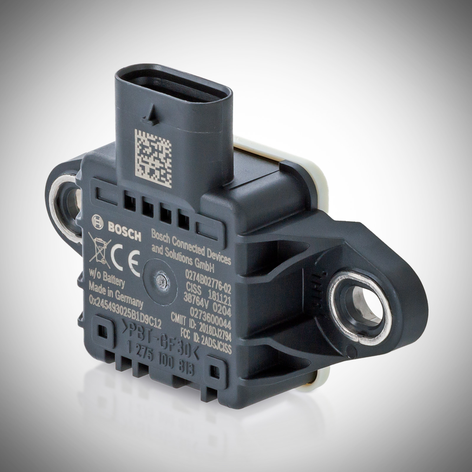 CISS - COnnected Industrial Sensor Solution