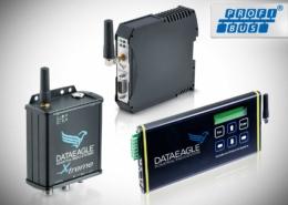 Wireless PROFIBUS • DATAEAGLE 3000