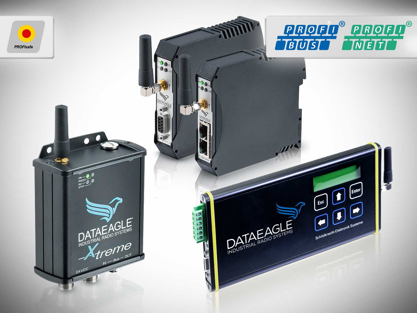 Wireless PROFIsafe • DATAEAGLE 3000/4000