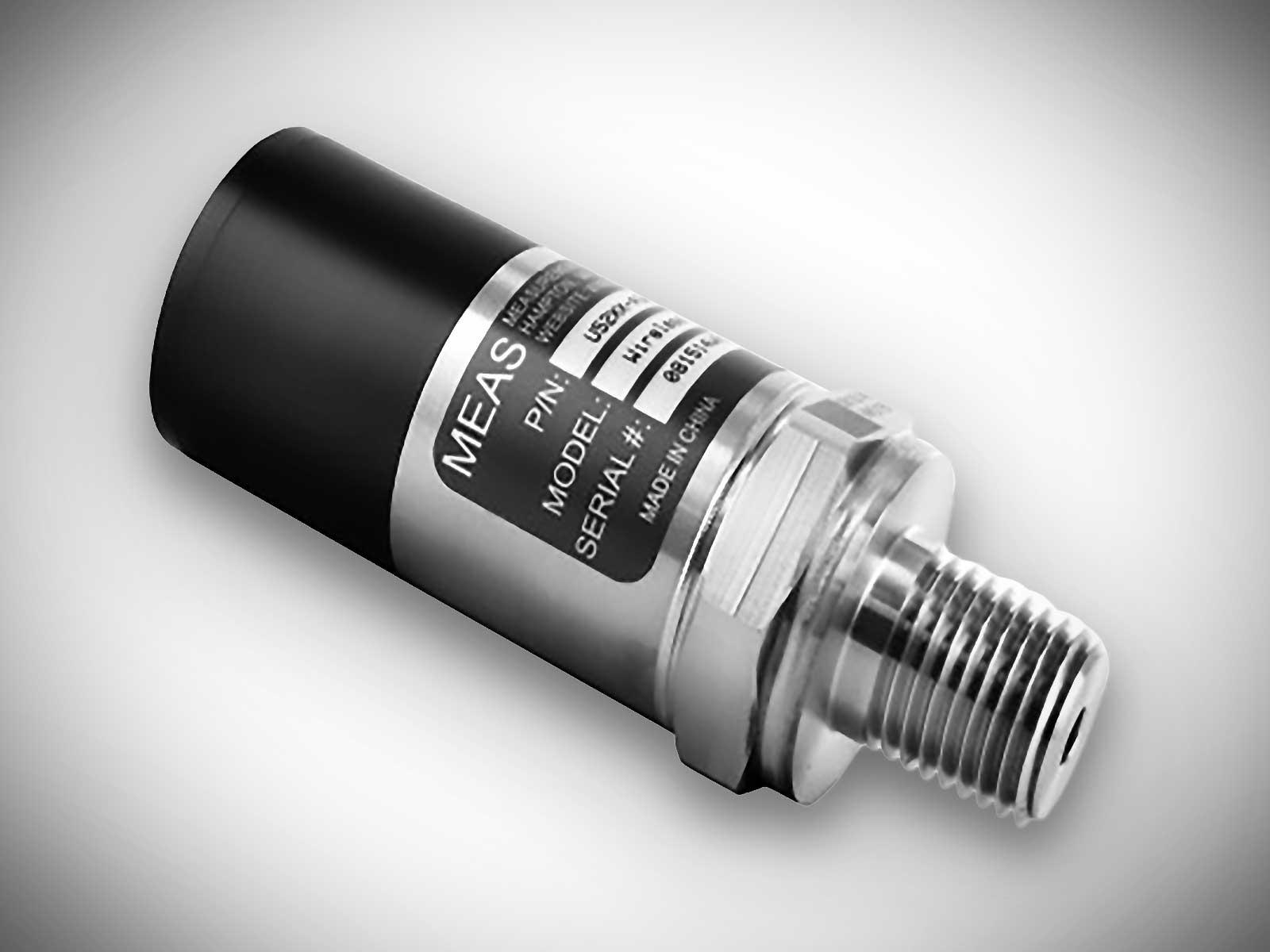 TE drahtloser Druckmessumformer - Schildknecht AG Bluetooth Sensoren