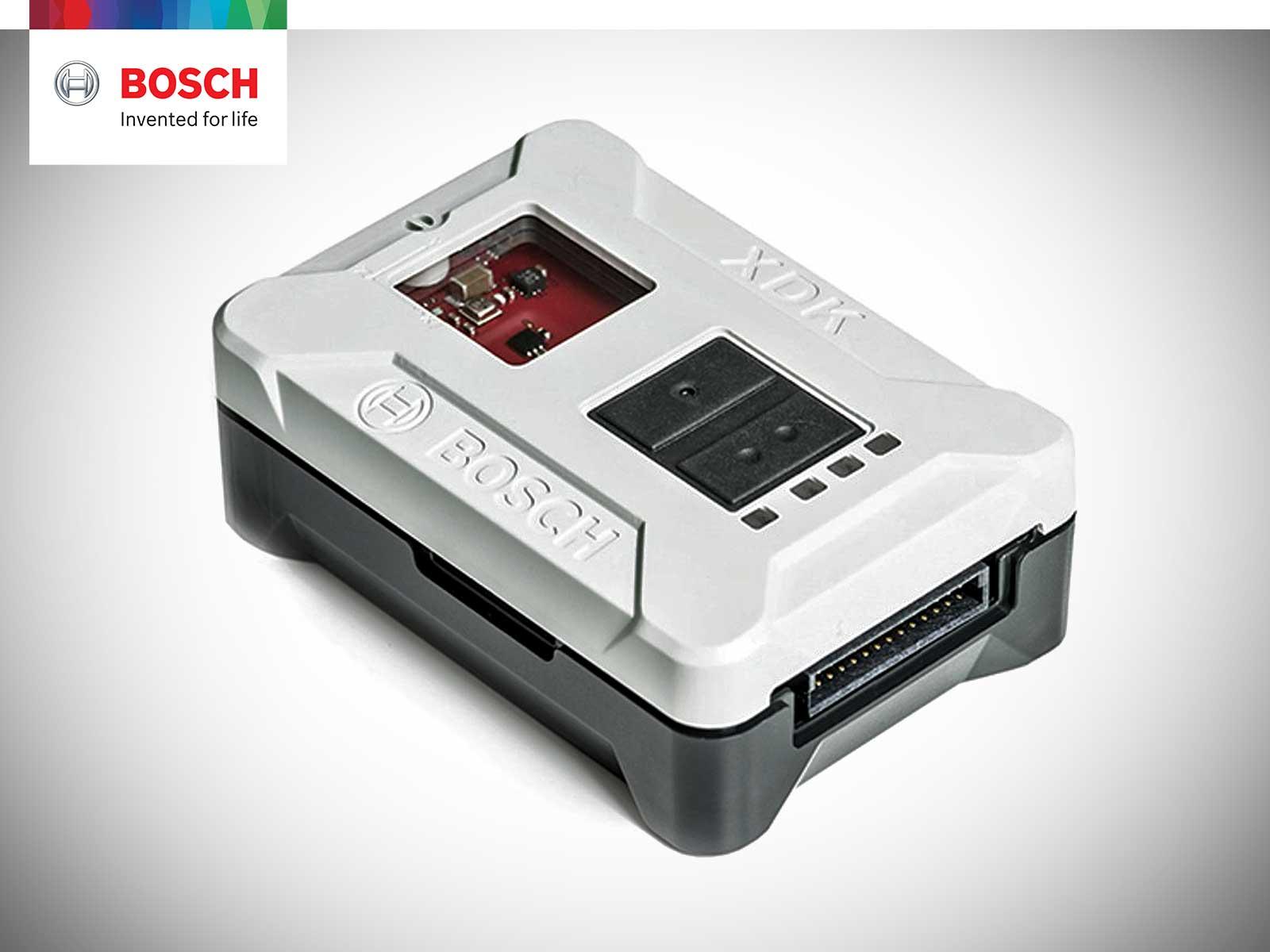 Bluetooth Sensor - XDK - Cross Domain Development Kit - Bluetooth Sensor Bosch