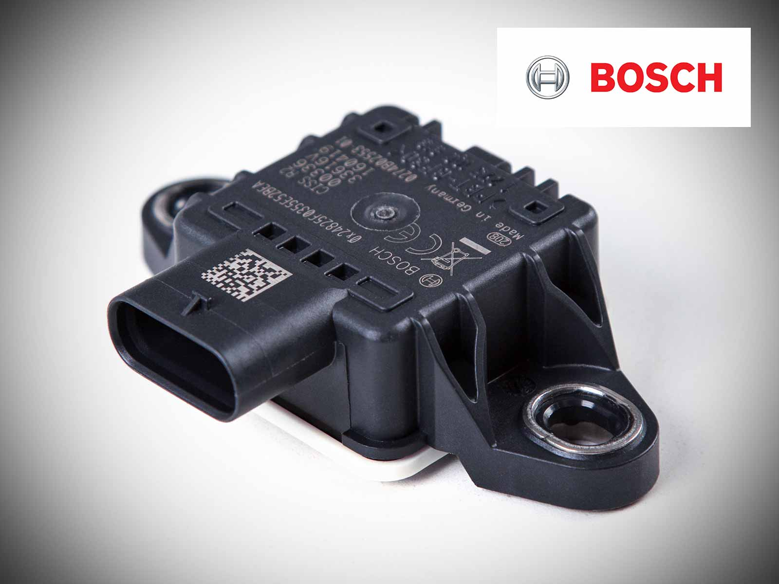 CISS - Connected Industrial Sensor Solution - Bluetooth Sensor von Bosch for Condition Monitoring for machines