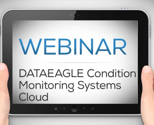 Webinar: Condition Monitoring mit mit Cloud-Dashboard für Remote Monitoring