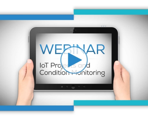 Webinar: Condition Monitoring mit mit Cloud-Dashboard Remote Monitoring