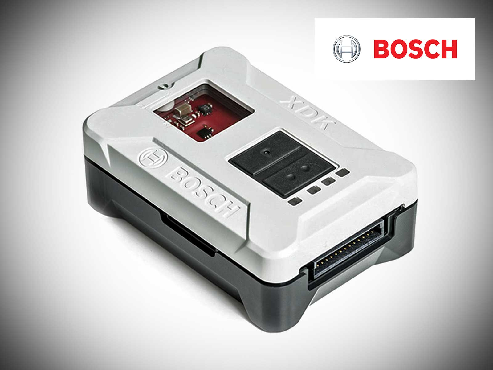 XDK - Cross Domain Development Kit - Bluetooth Sensor Bosch