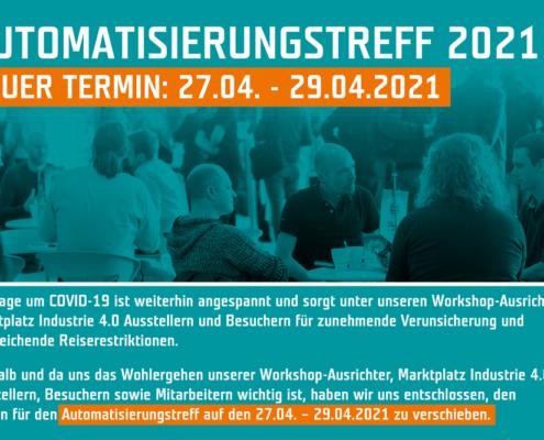 Automatisierungstreff 2021 - Schildknecgt AG Workshop Condition Monitoring