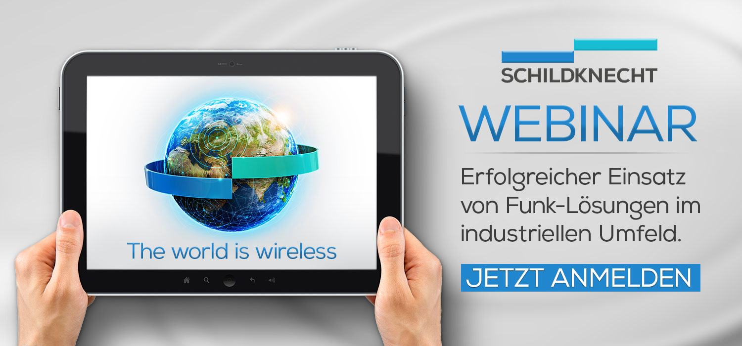 Webina Industrial Wireless Schildknecht AG
